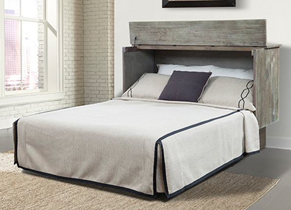 Murphy Bed Comfortable To Sleep On : My sleep chest cabinet beds an alternative to murphy